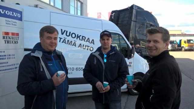 Puunkuormaajamestari 2017 Tampere