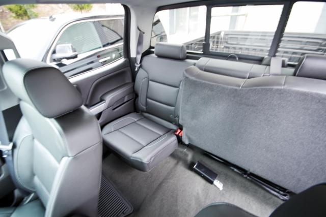 Ammattilehti koeajaa: Chevrolet Silverado 2500 HD 6.6 V8 4x4 LTZ Crew Cab
