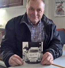 Jorma Vilander ajoi 1980 - luvulla osapuuta Enson Kemijärven tehtaalle ja harrasti menestykkäästi rallikrossia ja maarataa.