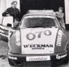 Porche valmiina tiukkoihin ratataistoihin vuonna 1988.