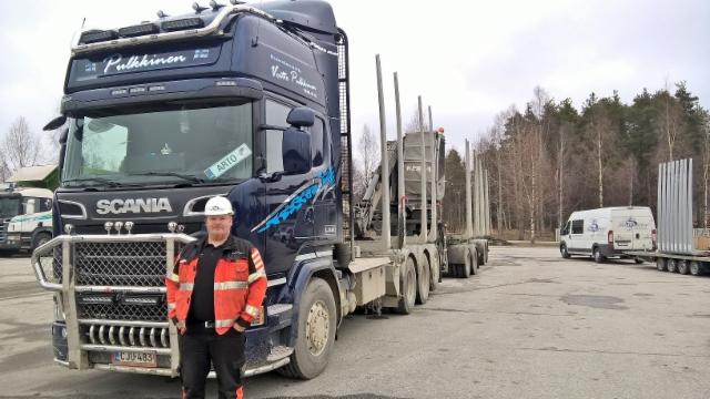 Kuljetus 2017 Jyväskylä.