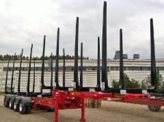100-tonniset HCT-yhdistelmät JYKILTÄ.