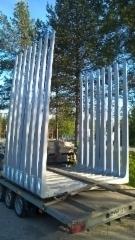 Kuormatilaa-2017, SUPERHEINÄKUU, XXL,XLR ,aero