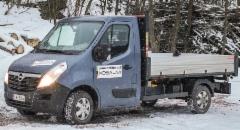 Ammattilehti Koeajaa: Opel Movano 2.3 CDTi BiTurbo kippiauto