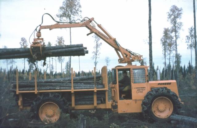Metsäkoneet | ammattilehti.fi