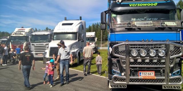 Tawastia Truck Weekend 2017, Hämeenlinna 14.-15.7.