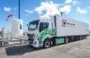 Ammattilehti Koeajaa: Iveco Stralis NP 400 hv maakaasu kuorma-auto