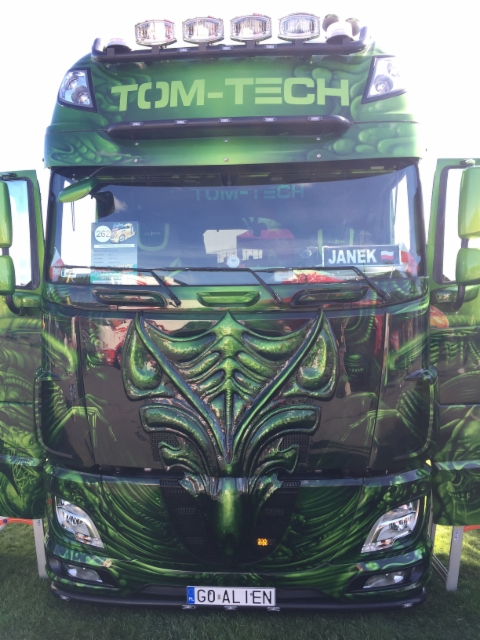 Power Truck Show 2017 Härmä