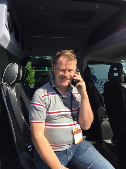 Power Truck Show 2017 Härmä