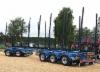Mittia 2017 puutavara-autonäyttely, Ljusdal, Ruotsi 18.-19.8.