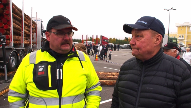 Puunkuormaajamestari 2017 finaali, Tuuri, 30.9.