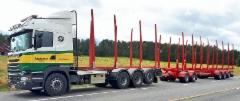 Terminatoreitten terminaalitekniikkaa - kuormatilaa ja liikenneturvallisuutta.
