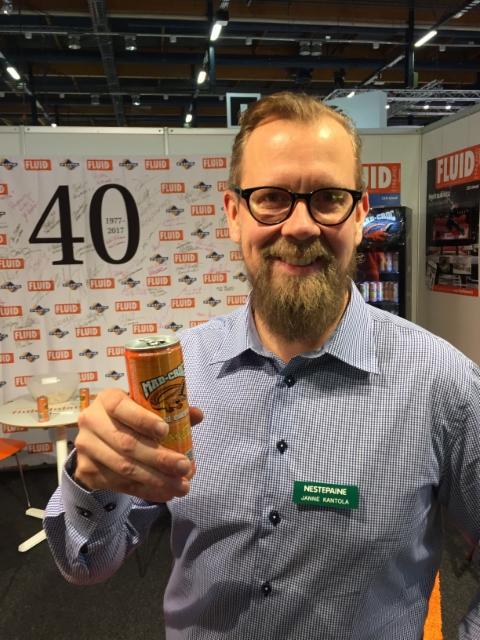 Teknologia17 - Janne Kantola Nestepaine