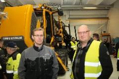 Sampo-Rosenlew tehdaspäivä Porissa 29.11.2017