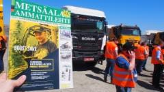 Ammattilehti Continental Construction Innovation Days -tapahtumassa Espanjassa Málagassa 17.-19.4.