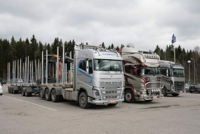 Lahti 4.5. - Puunkuormaajamestari 2018 kiertue