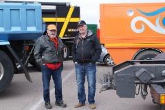 Retro Trucks Rekkakukossa 5.5.2018