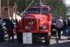 Ole Borgströmin entisöimä Sisu vuosimallia 1974 Riverside Truck Meetingissä Loviisassa 2019
