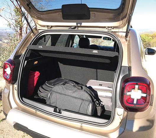AMMATTILEHTI KOEAJAA: Dacia Duster TCe 125 4x4 Prestige