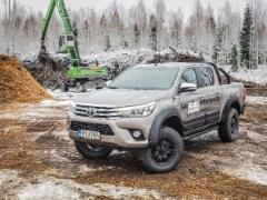 AMMATTILEHTI KOEAJAA: TruckMasters OX 2.4 4X4 OffRoad
