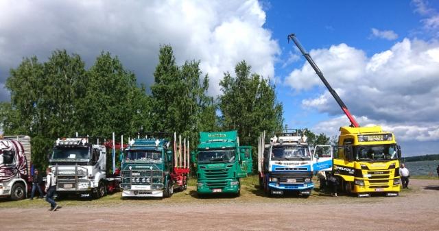 Riverside Truck Meeting - Loviisa - 30.6.2018