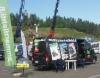 Tawastia Truck Weekend 13.-14.7.2018 Hämeenlinnassa - Ammattilehden Mediamobiili paikalla