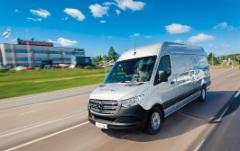 AMMATTILEHTI KOEAJAA: Kolmannen sukupolven Mercedes-Benz Sprinter - Pakut uudelle tasolle