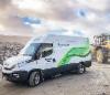 AMMATTILEHTI KOEAJAA: Iveco Daily 35-140 Natural Power - Torinolainen ilmastolähettiläs