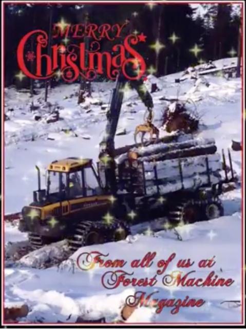 Forest Machine Magazine