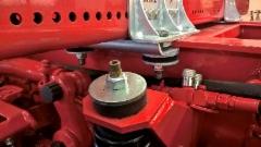 Värinänvaiennintekniikkamma alkoi kumivaimentimista.Terminator XXL superkuormatilaa 10 vuotta.