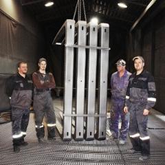 Pintakäsittely lähtee pohjakäsittelystä.Terminator XXL superkuormatilaa 10 vuotta.