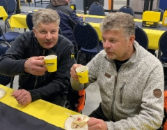 Ponssen Mikkelin uuden huoltopalvelukeskuksen avajaiset, 1.2.2019
