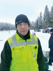 Uuden 8-pyöräisen John Deere 1010G esittelykiertue - Mäntyharju 1.2.2019
