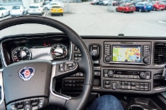 AMMATTILEHTI KOEAJAA: Scania R410 6x2 LNG - Kehityksen edelläkävijä