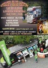 Ammattilehden Mediamobiili paikalla Riverside Truck Meetingissä Loviisassa lauantaina 29.6.