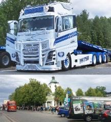 Tawastia Truck Weekend 2019 kerää rekkaväen 13.7. Ahveniston moottoriradalle - Ammattilehti paikalla Mediamobiililla