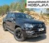AMMATTILEHTI KOEAJAA: Volkswagen Amarok 3.0 TDI 4MOTION Aventura - Nyt myös kevytkuorma-autona