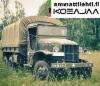 Ammattilehden koeajaa GMC Jimmya valmistettiin vuosien 1939-1945 välillä eri variaatioineen reilut 550 000 kappaletta USA:n armeijalle. Koeajettu valioyksilö on rekisteröity 1.1.1940.