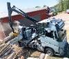 Haketuspalvelu J. Mickos Oy lisäsi kapasiteettiaan uudella Mus-Max Wood Terminator 10XL -hakkurilla, mikä otettiin käyttöön elokuun alussa