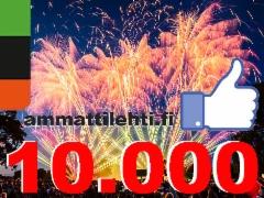 Ammattielhden Facebook sivujen tykkääjien määrä ylitti 10.000 - KIITOS KAIKILLE!