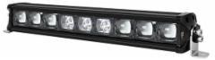 Hella Light Bar DLP 450 9LED on edistyksellinen lisävalo. Markkinoille on tulossa myös lisäpitkät Light Bar -tekniikalla.