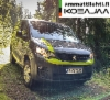 AMMATTILEHTI KOEAJAA: Peugeot Partner BlueHDi 130 XL 4x4 - Rima nousee pakettiautojen nelivetoluokassa