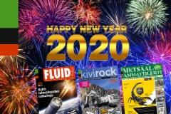 Ammattilehti toivottaa kaikille lukijoilleen menestyksestä vuotta 2020!