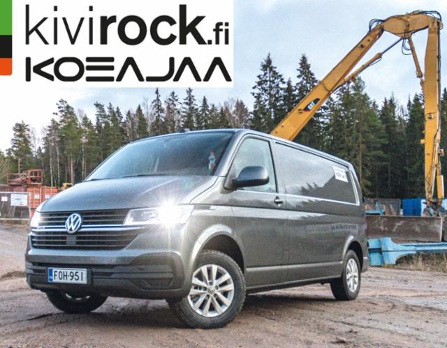 AMMATTILEHTI KOEAJAA: Volkswagen Transporter T6.1 2,0 TDI 110 kW 4MOTION DSG - Suomalaisten suosikki