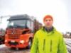 - Puutavaran ajo on meille jatkossa yksi tukijalka lisää turveurakoinnin rinnalle, sanoo Team Juntunen Oy:n Heikki Juntunen.