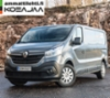 AMMATTILEHTI KOEAJAA: Renault Trafic 170 dCi L2H1 EDC NAVI EDITION: Mallipäivitys toi automaatin Traficiin