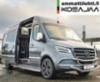 Work Cars tarjoaa tasokkaasti rakennetun retkeilyautokonseptin Mercedes-Benz Sprinteristä.