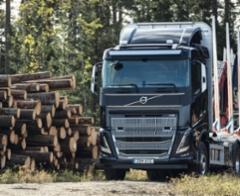 Volvon raskaat kuorma-autot uudistuvat kuljettajan ehdoilla