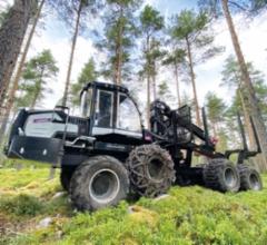 F:ma Tomas Strandberg otti huhtikuussa 2020 käyttöön uuden Logset 5F GT kuormatraktorin Smooth Ride -ohjaamojousituksella, mikä on nostanut ajonopeutta merkittävästi