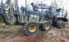 Puunkorjuu Juha Holm Oy:n kahdessa Ponsse Buffalo kuormatraktorissa on ollut keväästä lähtien uudet Pewag Flow Perfect -kombitelat